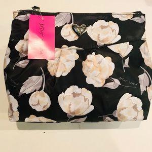 Betsey Johnson Flowered Clutch